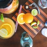 Margaritas and Sangria come together to make this delicious citrus pitcher cocktail!