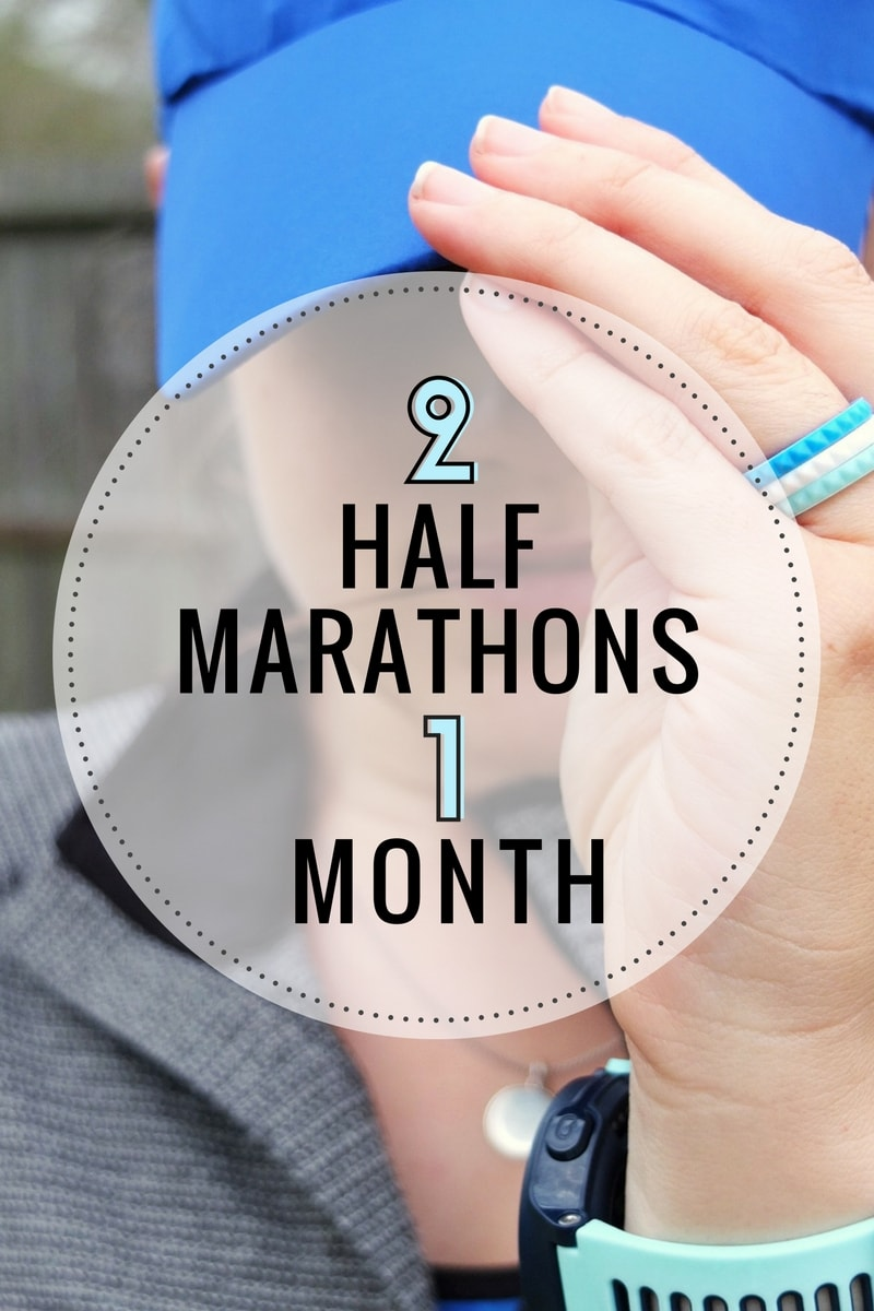 Elle Talk goes over 2 Half Marathons in 1 Month Goals