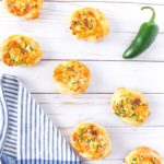 This Game Day recipe for Jalapeno Popper Pinwheels that are baked in puff pastry are an easy appetizer. You can make the filling ahead and bake right before the Big Game starts.
